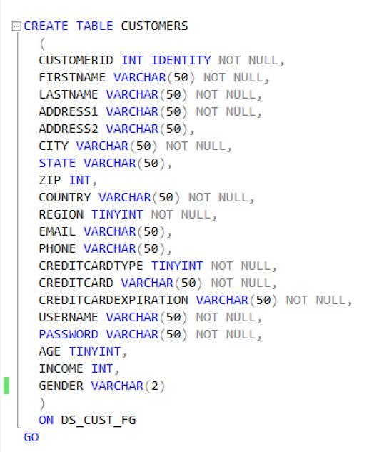 04-SQLscript-Gender VARCHAR