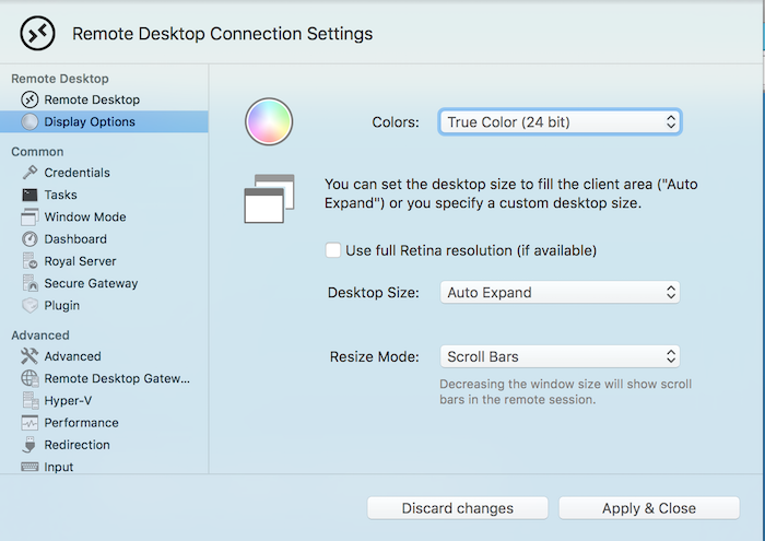 Managing your virtual datacenter and home lab with a MAC